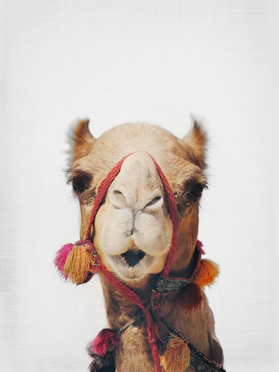 Carta da parati Camel
