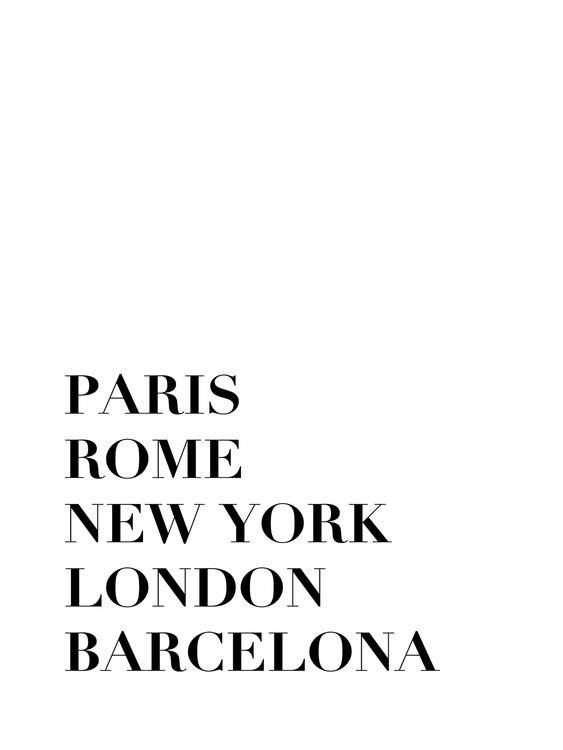 Carta da parati cities 1