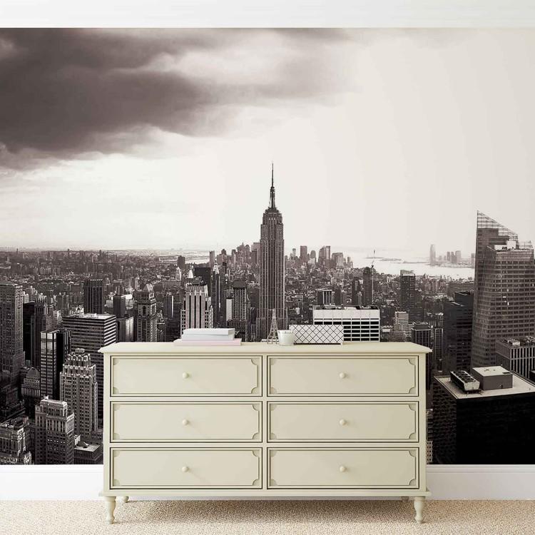 Carta da parati  Città New York Skyline Empire State