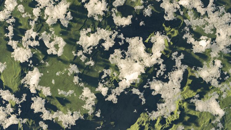 Carta da parati Hyper Real Landscapes series 2
