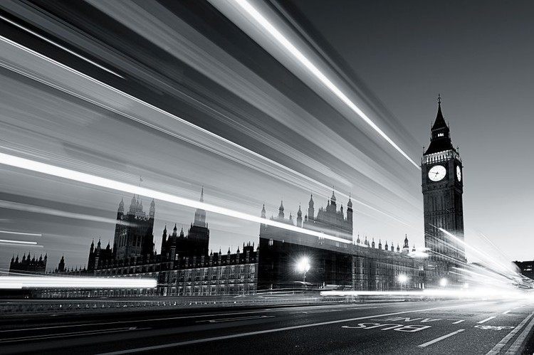 Carta da parati Londra - Big Ben