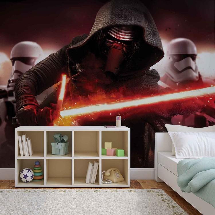 Carta da parati  Star Wars Il Risveglio della Forza