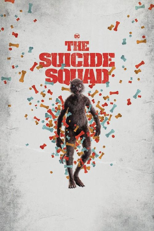 Carta da parati Suicide Squad 2 - Weasel