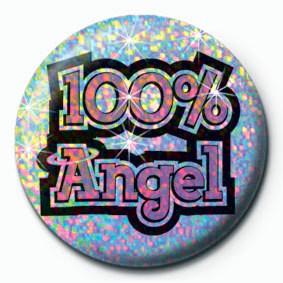 Chapitas  100% ANGEL