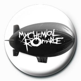 Chapitas My Chemical Romance - Airs