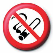 Chapitas NO SMOKING