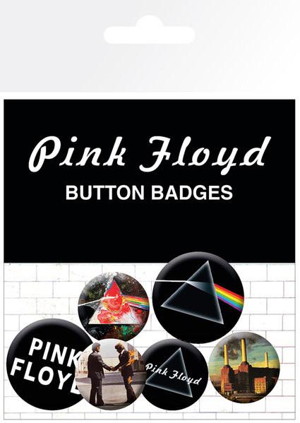 Chapita  Pink Floyd - Album and Logos