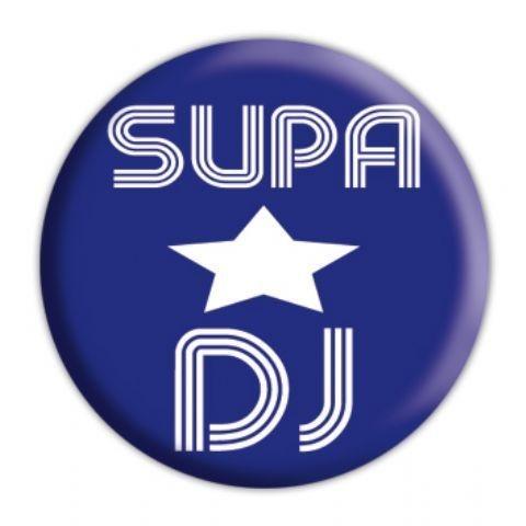 Chapitas  SUPASTAR DJ