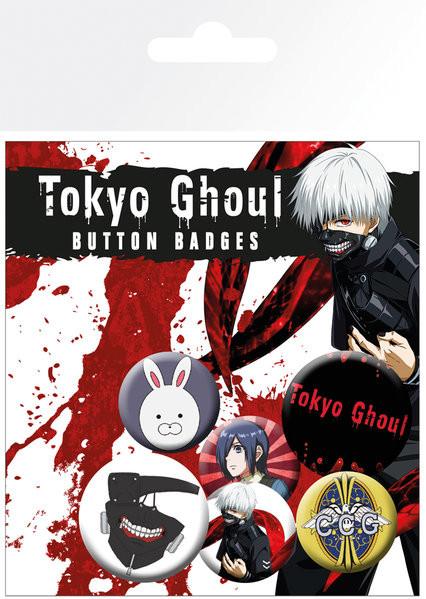 Chapita  Tokyo Ghoul - Mix