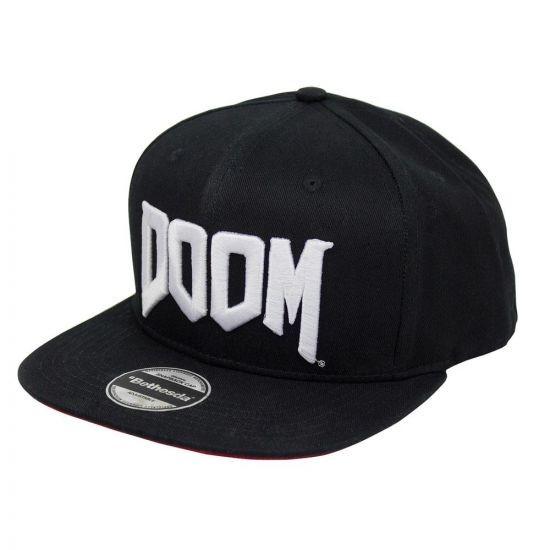 Čiapka  Doom - Logo