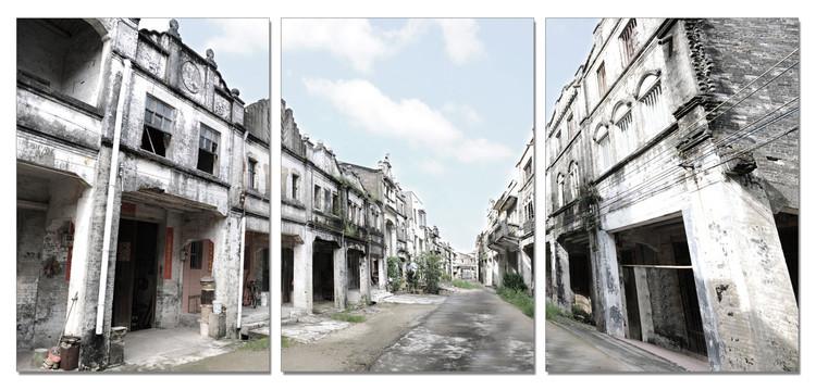 Cuadro  City streets