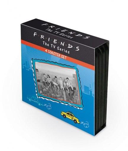 Friends TV Coasters