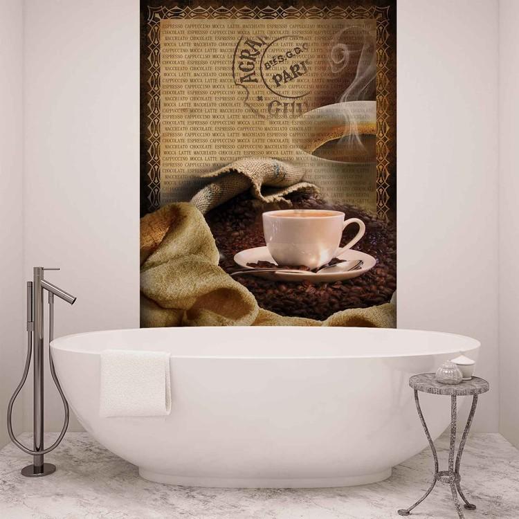 Ταπετσαρία τοιχογραφία  Coffee Beans