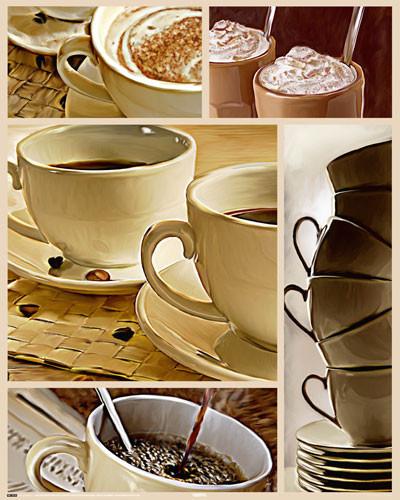 Coffee break - плакат (poster)