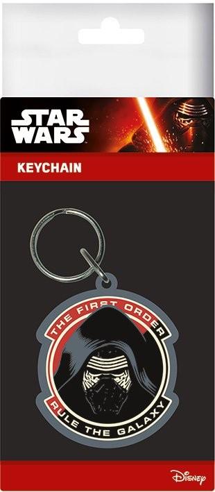 Csillagok háborúja VII (Star Wars: Az ébredő Erő) - Kylo Ren kulcsatartó