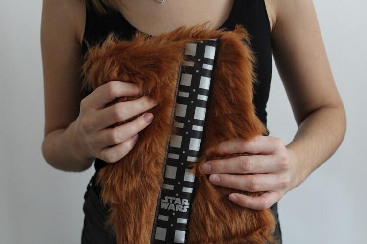 Cuaderno Star Wars - Chewbacca Fur Premium A5
