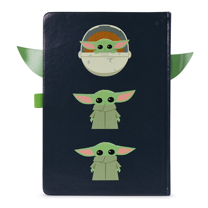 Cuaderno Star Wars: The Mandalorian - I'm All Ears Cribs