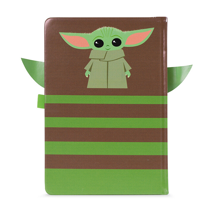 Cuaderno Star Wars: The Mandalorian - I'm All Ears Green