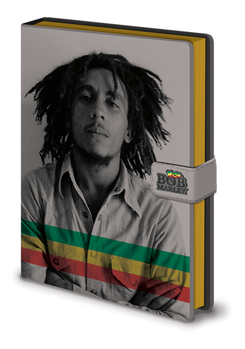 Bob Marley - Photo Cuaderno