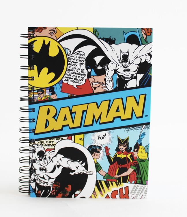 DC Comics A5 notebook - Batman Retro Cuaderno