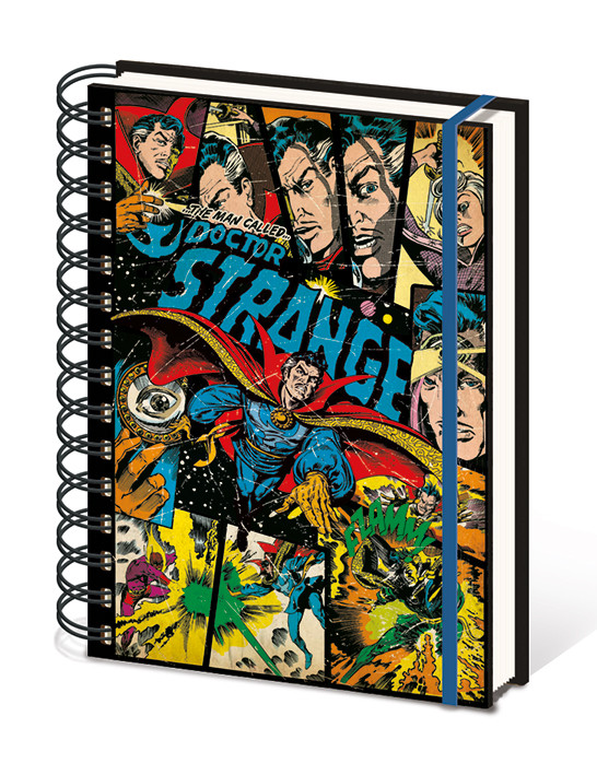 Doctor Strange Cuaderno