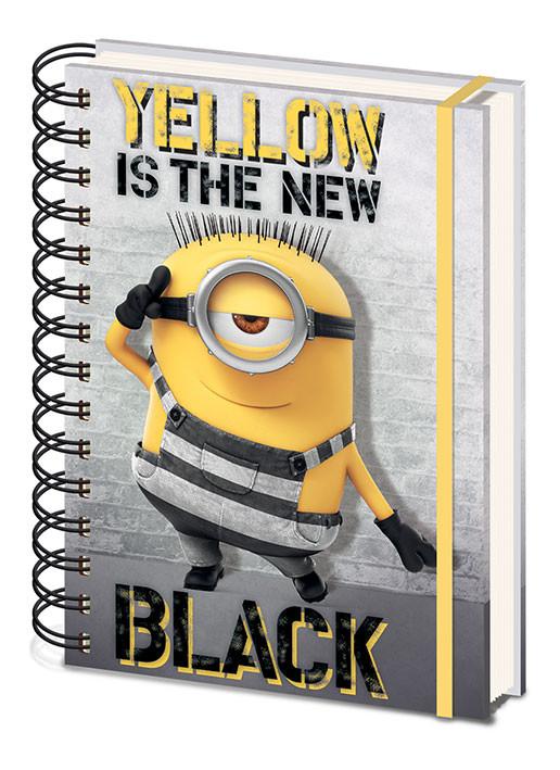 Gru 3: Mi villano favorito - Despicable Me 3 - Breakout Cuaderno