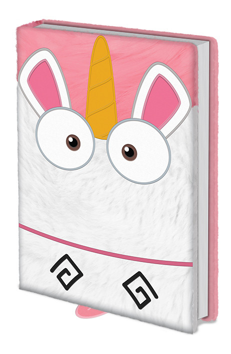 Gru: Mi villano favorito - It's So Fluffy! Cuaderno