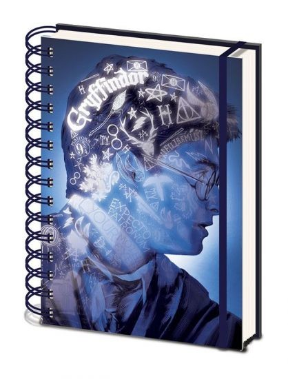 Harry Potter - Magic Portrait Cuaderno