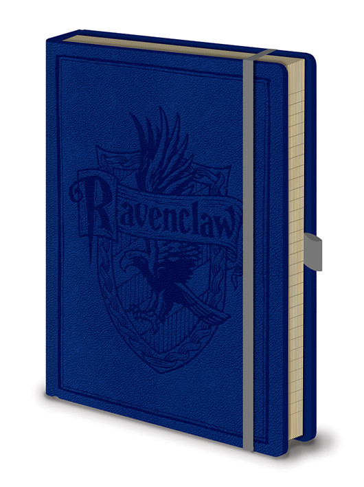 Harry Potter - Ravenclaw A5 Premium Cuaderno