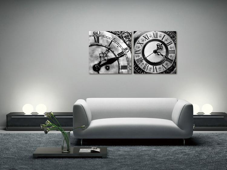 Cuadro  Designer clocks (B&W)