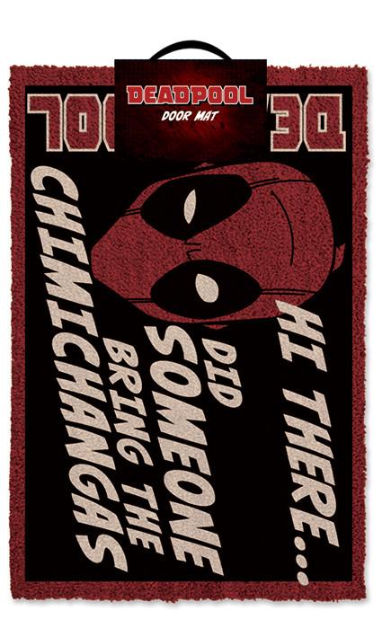 Deurmat Deadpool