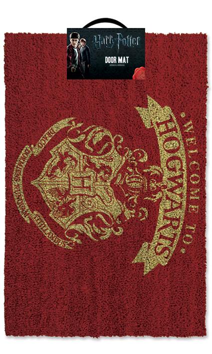 Deurmat  Harry Potter - Welcome to Hogwarts