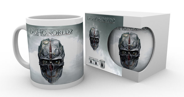 Taza Dishonored 2 - Keyart