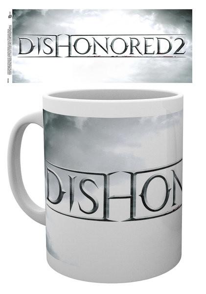 Taza Dishonored 2 - Logo