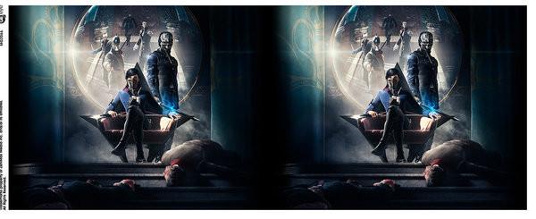 Hrnek Dishonored 2 - Throne