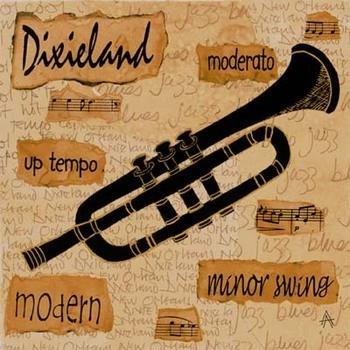 Dixieland Sound Festmény reprodukció