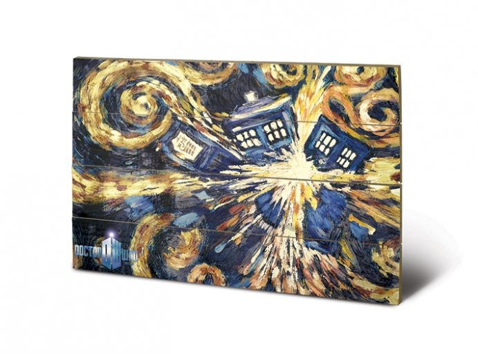 Doctor Who - Exploding Tardis