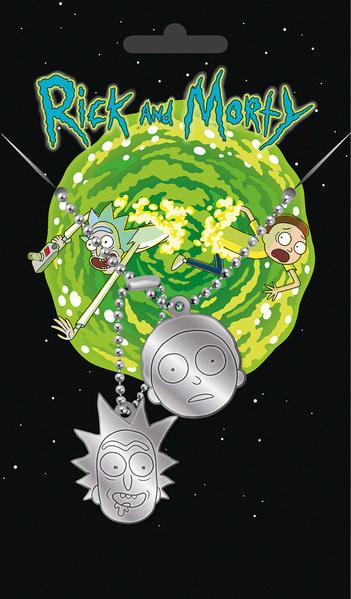 Dögcédula  Rick and Morty - Rick and Morty
