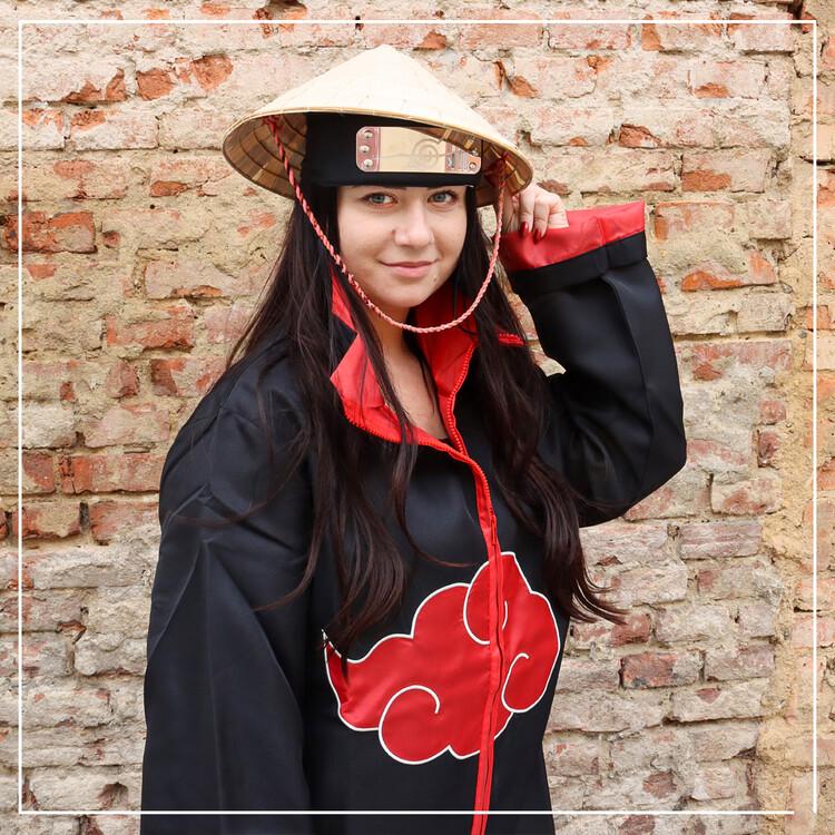 Kläder Dölja Naruto Shippuden - Akatsuki