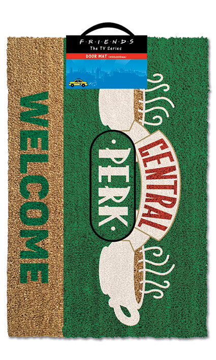 Dörrmatta Vänner - TV Central Perk