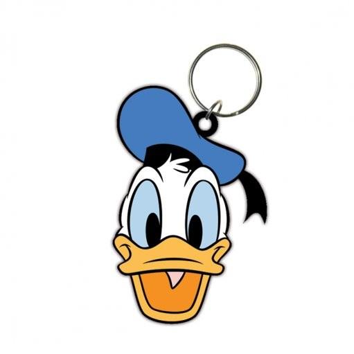 Donald kacsa - Head kulcsatartó