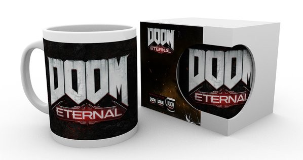 Hrnek Doom - Eternal Logo