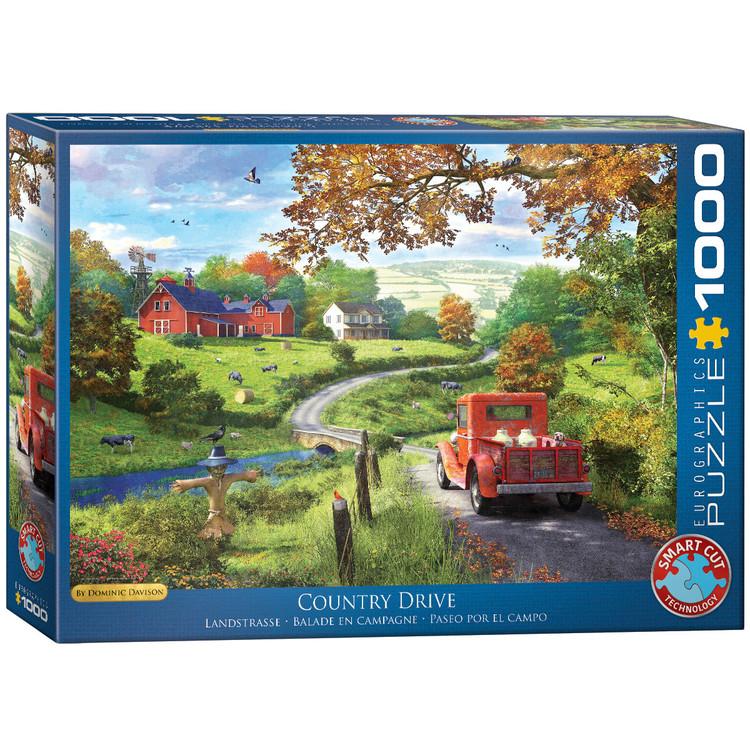 Puzzle Davison - The Country Drive