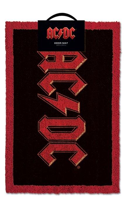 AC/DC - Logo Dørmåtte