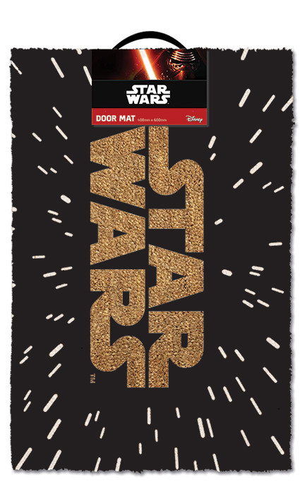 Star Wars - Logo Dørmåtte