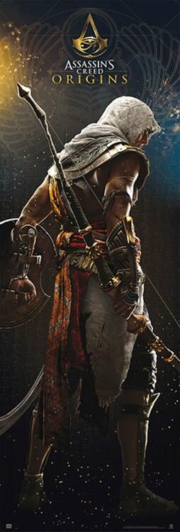 Assassin's Creed: Origins Dørplakater