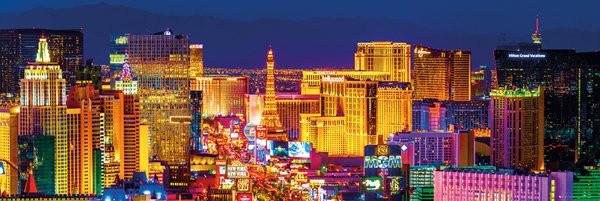 Las Vegas - strip Dørplakater