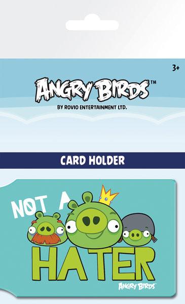 Angry Birds - Love Hate Držalo za kartice