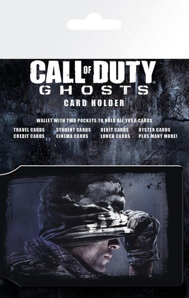 Call of Duty Ghosts - Cover S.O.S Držalo za kartice