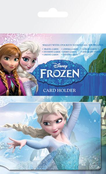 Ľadové kráľovstvo - Elsa Držalo za kartice